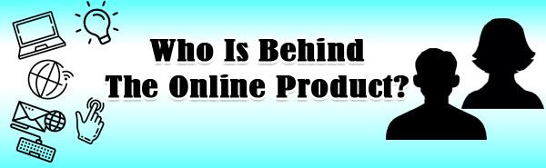 Vendor Behind Online Marketing Product